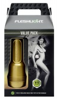 Fleshlight - The Stamina Training Unit szett (5 részes)
